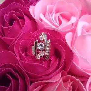 Jtv Art Deco Ring
